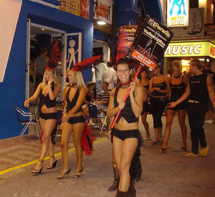 где проститутки на тенерифе